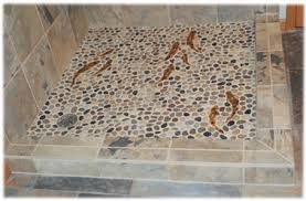 Decorative ceramic tile trout hand made trout shower tiles for