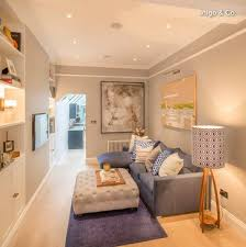 Fantastic Layout For A Long And Narrow Living Room Less Than 9 Ft Wide From