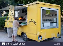 100 Mobile Pizza Truck Marseille Mobile Pizza Van Stock Photo 55026431 Alamy
