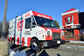 Louisville, KY: KFC Food Truck Rolls Through Nashville - Mobile Food ...