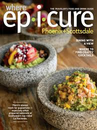Persian Room Fine Dining Scottsdale Az by Where Phoenix Epicure 2017 2018 By Morris Media Network Issuu