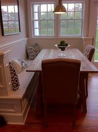 Dream Of Mine To Have A Corner Bench Dining Table Breakfast Nook For All My Kiddos Sit At
