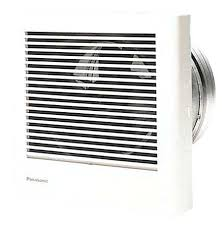 Humidity Sensing Bathroom Fan Wall Mount by Panasonic Bathroom Exhaust Fans Majestic Bathroom Fan And Light