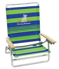 Tommy Bahama Deluxe Beach Chair With Footrest by Tommy Bahama Beach Chair Ebay