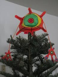 Traditional Christmas Tree Topper