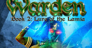 The Hardman Writing Stylus New Book Release Warden 2 Lure Of Lamia