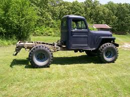 100 1950 Willys Truck Rerebuild By 50wllystrk Jeep Willysjeep