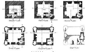 Stunning 18 Castle House Floor Plans Building Plans