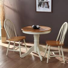 Weald Round Breakfast Table And Chairs Traditional Rounding With Regard To Decor 2