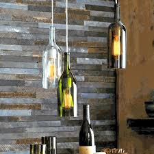 The Frugal Tree Wine Bottle Pendant Light How To
