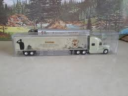 100 Tonkin Trucks US Trailer International Truck Dry Van Trailer