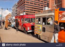 Food Trucks Line Up On An Urban Street - Washington, DC USA Stock ... Lunch In Farragut Square Emily Carter Mitchell Nature Graduate Gourmet Dc Empanadas Food Truck Korean Bbq Taco Box Kbbqbox Washington Trucks Law Firms Step To Defend Arlington Cluck Roaming Hunger Dog Friendly Cheap And Easy Irresistible Pets The District Eats Today Dcs Scene Wandering Dine Drink Heaven On The National Mall September New Rules Begin Monday Complex 2015 20 Dishes Under 10 Mapped