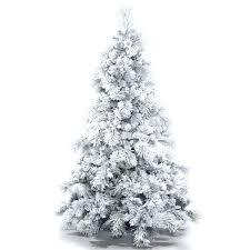 Vickerman Flocked Tree Trees Ft Artificial Unlit W Stand Pine Cones Green Alaskan Clear Pre Lit Christmas