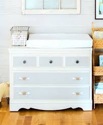 Baby Changer Dresser Combo by Dressers Europa Baby Palisades Dresser White Baby Cache Heritage