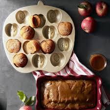 Nordic Ware Pumpkin Cake Pan Recipe by Holiday Mini Loaf Pan Nordic Ware Kiss My Bundt Pinterest