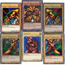 Best Exodius The Ultimate Forbidden Lord Deck by Exodia Variants