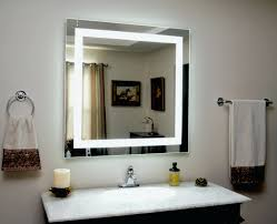 lights swing arm lighted vanity wall mirror mounted hardwired