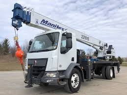 100 Truck And Equipment Trader 2018 MANITEX 22101S Solon OH 5004452267 Trader