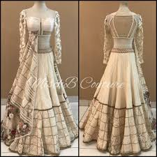 a fine layer lehenga by mischb couture mischb couture lehenga