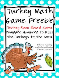 Halloween Brain Teasers Math by Fun Games 4 Learning Thanksgiving Math Freebies