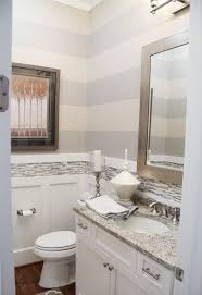Bathroom Rv Remodel Renovation Wooden Floor Gray White Wall And