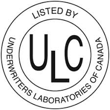 ULC CERTIFIED SYSTEMS