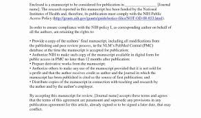 New Covering Letter For Submission Of Documents Privacy Policy Statement Sample Or Cover Manuscript