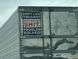 This Truck I Passed In Idaho. : Funny 2001 Used Ford Super Duty F350 Drw Xlt Meca Truck Chrome Accsories Stocks Bumpers For Freightliner 595 Davie Fl Stops Pit And Other Overtheroad Sanctuaries Best Truck Stop In Florida Busy Bee Live Oak Joplin Missouri Petro Stop Youtube Commercial Real Estate In 33150 Nogalestruckstopjpg Warren Buffetts Berkshire Bets Big On Americas Truckers Buys Press Release Safety Standdown New 2018 F150 For Sale Fulton Ms How A Tunisian Immigrant Staged The Simple Deadly Attack Nice