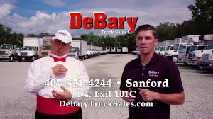 Debary Truck Sales Commercial 2017 - YouTube Debary Trucks Used Truck Dealer Miami Orlando Florida Panama 2011 Intertional 4300 Sanford Fl 50070782 2009 7500 50070735 Durastar 50070793