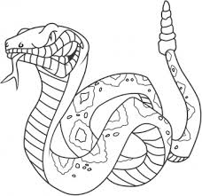 Full Size Of Coloring Pagesextraordinary Rattlesnake Pages Snake 9 Cool