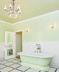 light mint green bathrooms bossy color annie elliott interior design