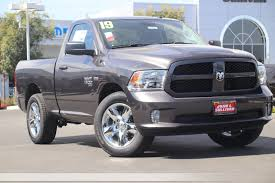 100 Single Cab Trucks New 2019 RAM 1500 Classic Express 2D Standard In Yuba City