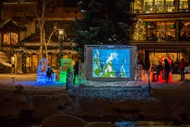 100 Vail Theater Ninth Annual Winterfest Ice Presented With