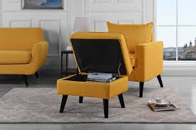 Mid-Century Modern Living Room Large Accent Chair With Footrest/Storage  Ottoman (Yellow) Modern Ding Room Sets With Ding Room Table Leaf Mid Century Living Ideas Infodecor How To Use Accent Chairs Ef Brannon Fniture Reupholster An Arm Chair Hgtv 40 Most Splendid Photos With Black And Wning Recling Rooms Midcentury Large Footreststorage Ottoman Yellow Midcentury Small Tiny Arrangement Interior Idea Decor Stock Photo Image Of Sofa Recliner Rocker Recliners Lazboy 21 Ways To Decorate A Create Space
