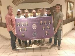 Alpha Phi Delta Fraternity Penn State Altoona Colony