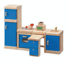 PlanToys Dollhouse Kitchen Neo Toys