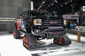 100 Gmc Concept Truck GMC Is Ready To Conquer Winter With The Sierra All Mountain Concept