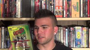 Wnuf Halloween Special Dvd by My Dvd Collection Update The Lost Youtube
