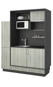 une mini cuisine tendance et fonctionnelle pour équiper un studio