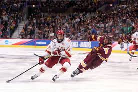 100 4 Season Denver Pioneers Bounce Back Cruise Past Miami Mile High Hockey