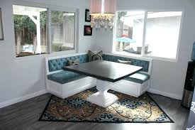 Breakfast Booths Image Of Corner Banquette Seating Nook Booth Table Furniture Dining Room Se