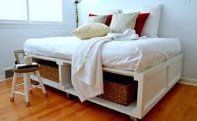 add storage drawers under your bed hometalk