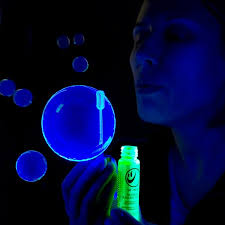 Black Light Bubbles – Never Ending Stuff