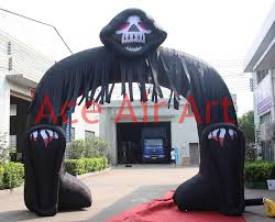 Airblown Halloween Inflatable Archway Tunnel by Online Get Cheap Inflatable Reaper Aliexpress Com Alibaba Group