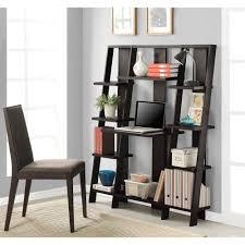 leaning ladder bookcase walmart roselawnlutheran
