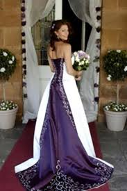 purple dresses for a wedding overlay wedding dresses