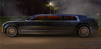 100 Truck Limos Logan Concept Artist On How Futuristic Limo And S Were Designed