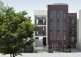 100 Narrow House Designs Only If Architecture PLLC