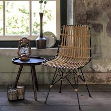 chaise en m tal chaise chaise en kubu tressac chaise with storage chaise
