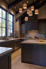 Nice Rustic Modern Cabinets With Best 25 Kitchens Ideas Only On Pinterest